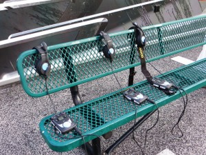 Coaches' headsets